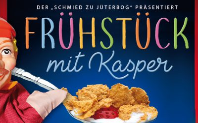 4. November. 2018 – Kasper kommt zum Frühstück
